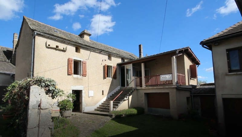 Sale house / villa Saint andré de najac 85 000€ - Picture 1