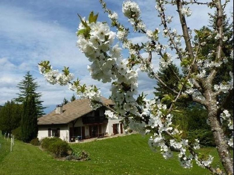 Vente de prestige maison / villa Monnetier mornex 636000€ - Photo 1