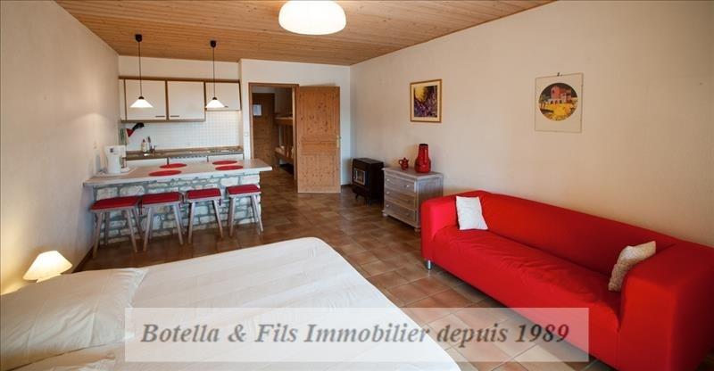 Venta  casa Barjac 472500€ - Fotografía 7