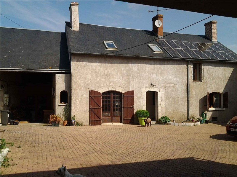 Sale house / villa Vineuil 329000€ - Picture 6