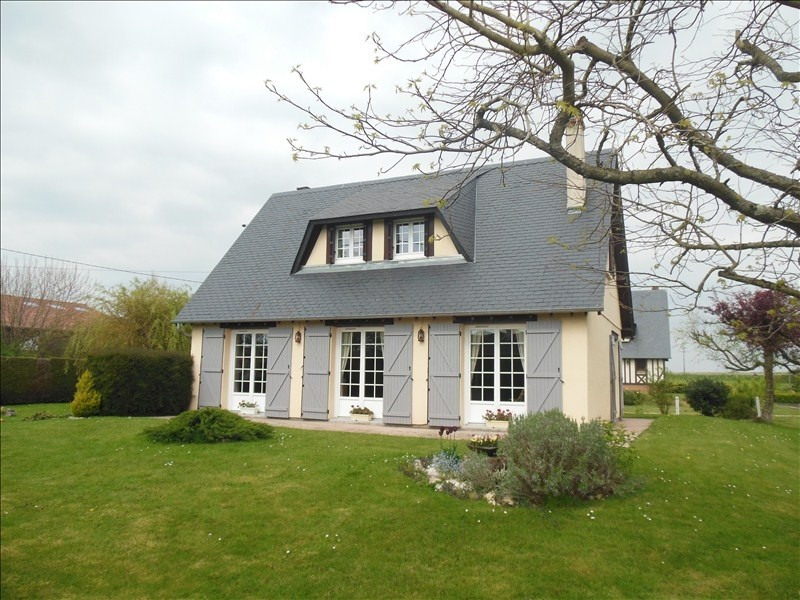 Sale house / villa Montmain 220 000€ - Picture 1