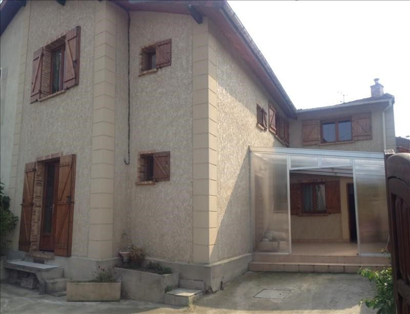 Vente maison / villa Nanteuil les meaux 245000€ - Photo 1