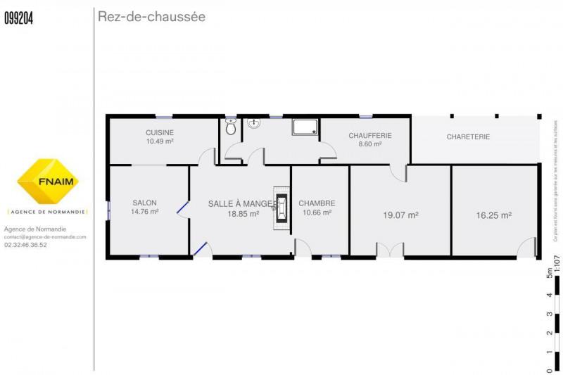 Vente maison / villa Montreuil-l'argille 80000€ - Photo 3