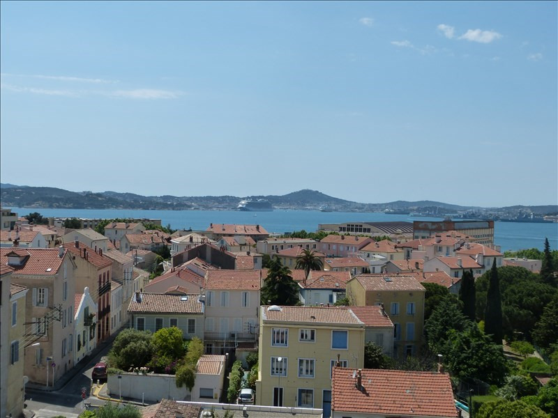 Vente de prestige appartement Toulon 765 000€ - Photo 1
