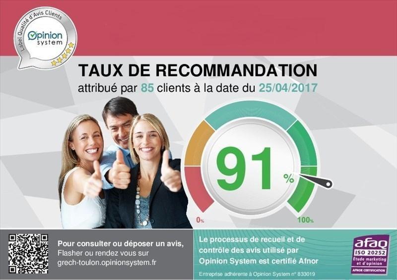 Sale parking spaces Toulon 17500€ - Picture 2