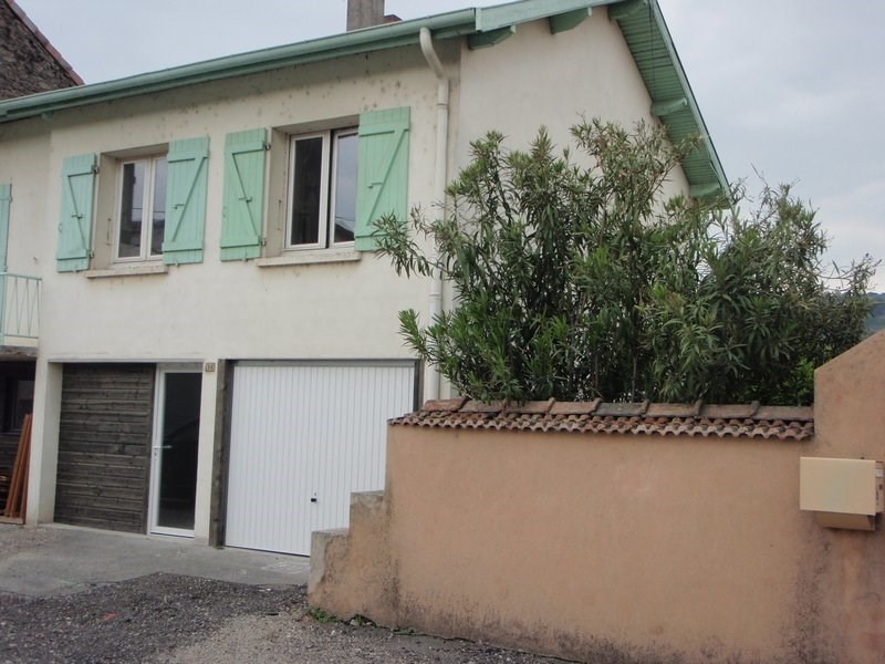 Vente maison / villa St vallier 148 990€ - Photo 1