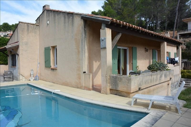 Sale house / villa Peypin 419000€ - Picture 1