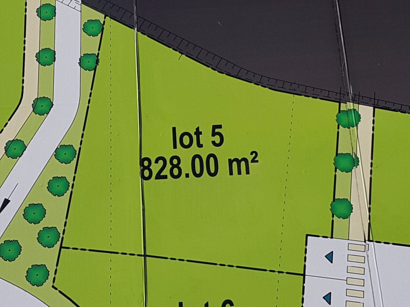 Vente terrain Orthez 55000€ - Photo 3