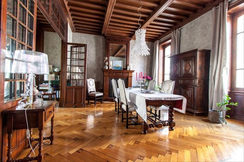 Verkauf von luxusobjekt haus Vienne 575000€ - Fotografie 4