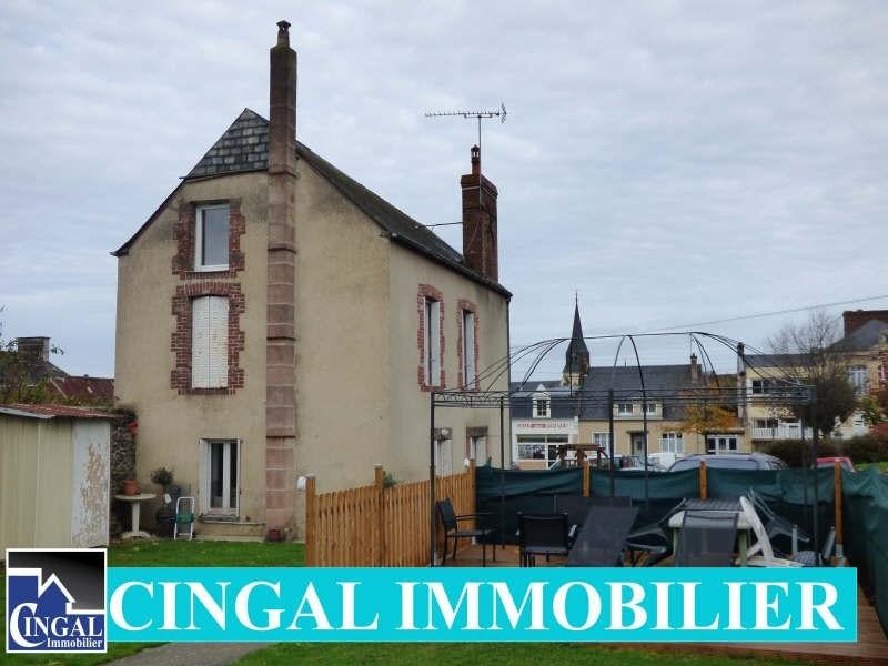 Sale house / villa Thury harcourt 129900€ - Picture 1