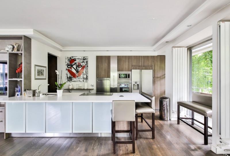 Deluxe sale apartment Boulogne-billancourt 1990000€ - Picture 4