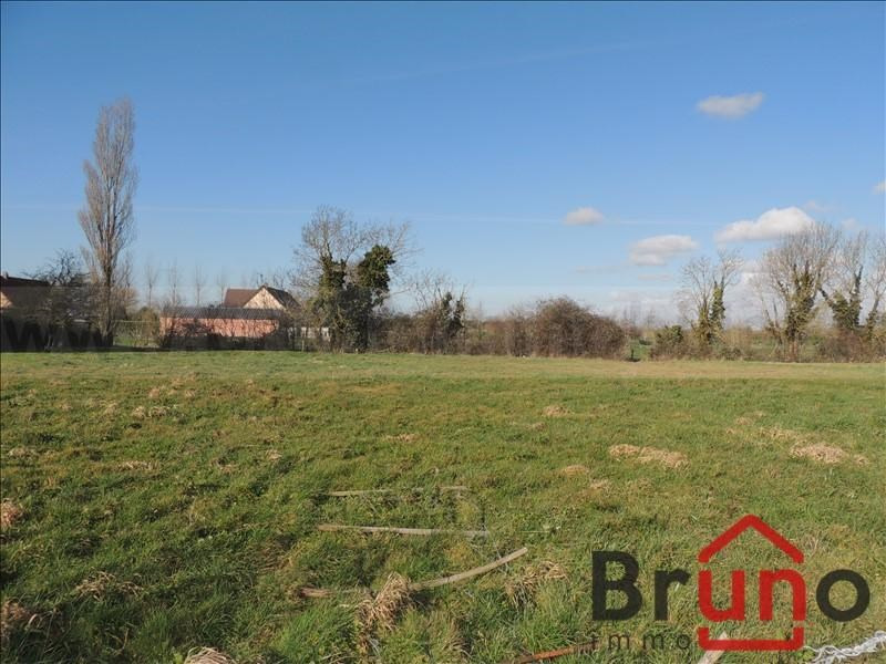 Vente terrain St quentin en tourmont 87 800€ - Photo 1
