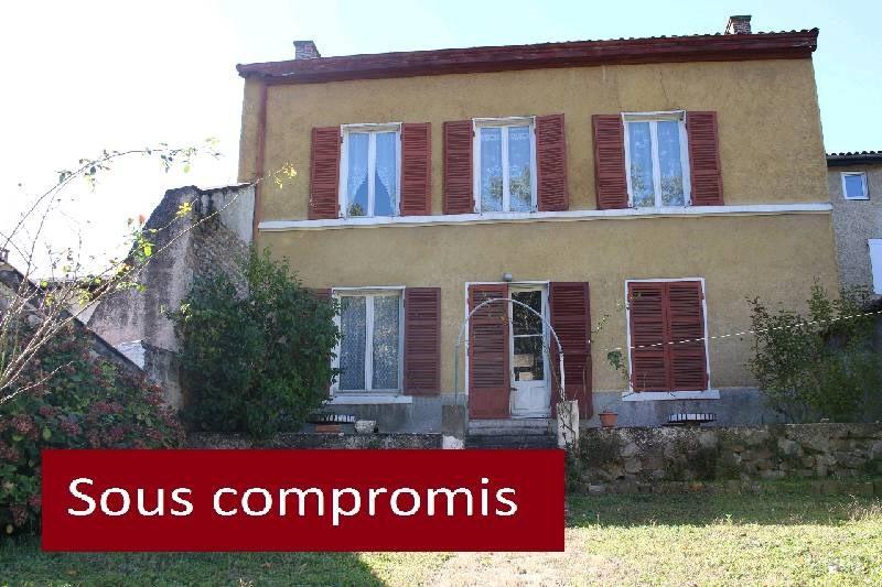 Vente maison / villa Vernaison 245000€ - Photo 1