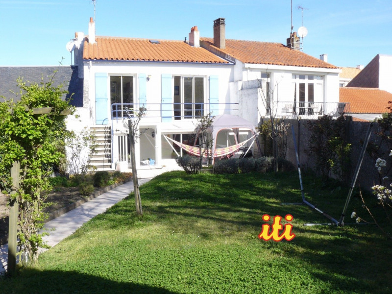 Vente maison / villa Les sables d olonne 299 000€ - Photo 1