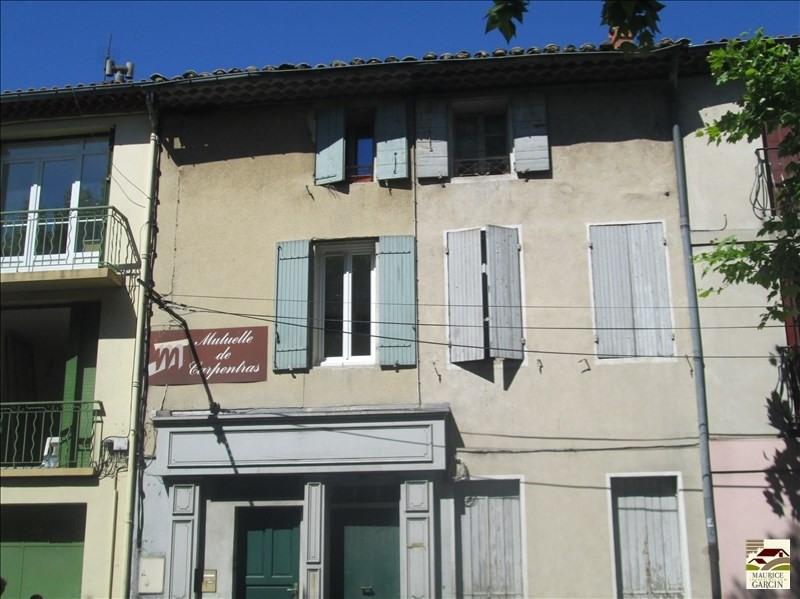 Vente immeuble Carpentras 170000€ - Photo 2