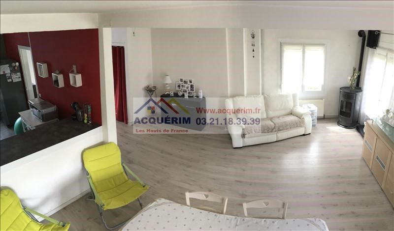 Investment property house / villa Carvin 214000€ - Picture 1