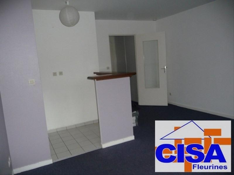 Rental apartment Pont ste maxence 480€ CC - Picture 2