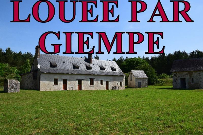Location maison / villa Chaumont d anjou 610€ CC - Photo 1