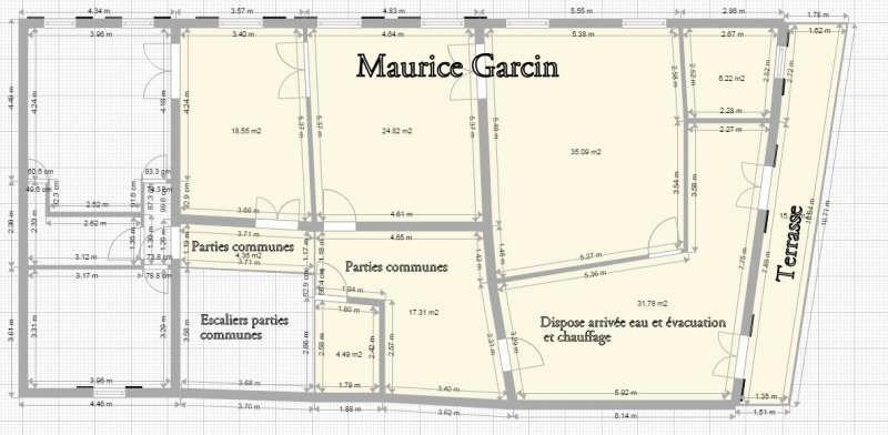 Revenda apartamento Cavaillon 181000€ - Fotografia 5