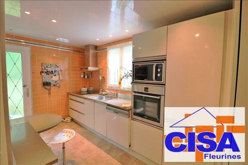 Sale house / villa Senlis 430000€ - Picture 6