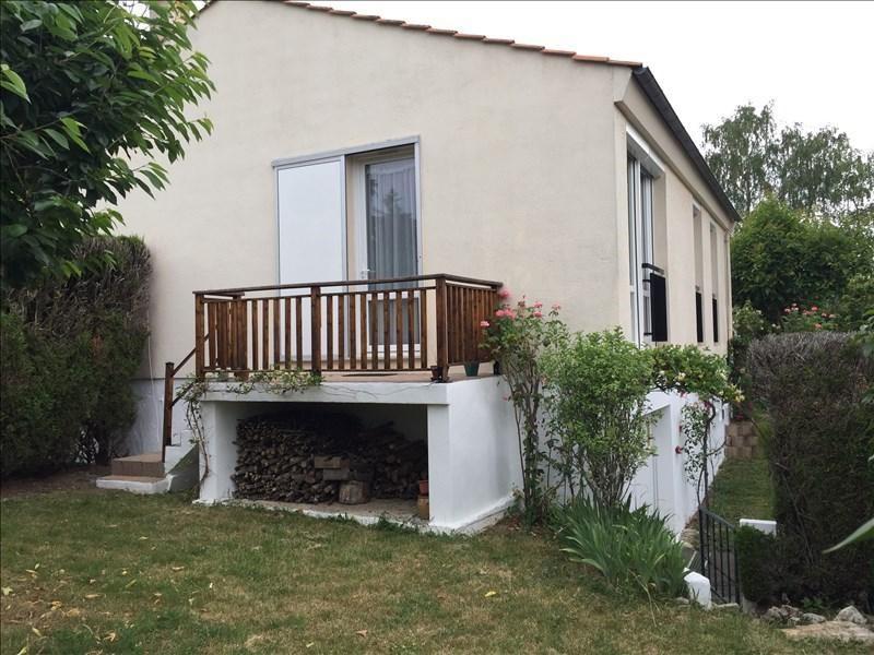 Vente maison / villa Poitiers 169000€ -  1