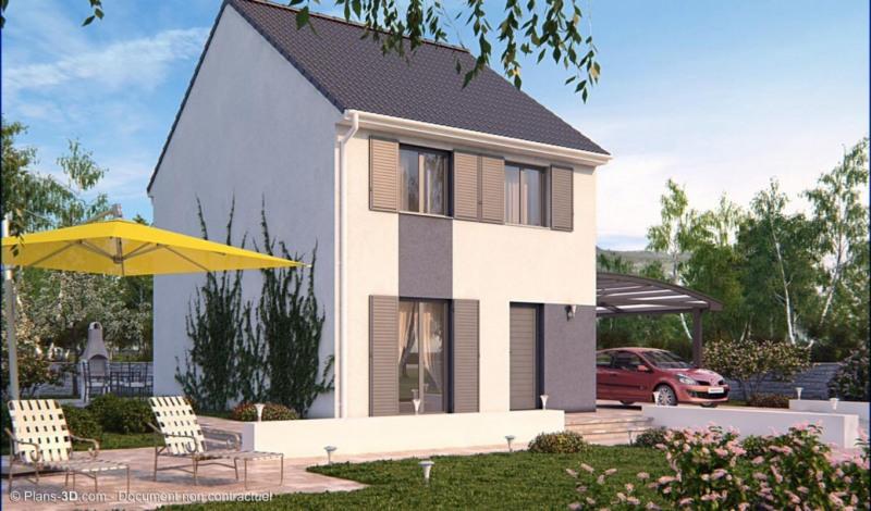 Maison  5 pièces + Terrain 450 m² Argenteuil par MAISON PIERRE