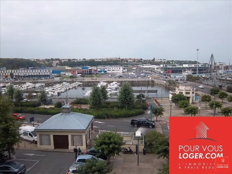 Sale apartment Boulogne sur mer 145 000€ - Picture 1