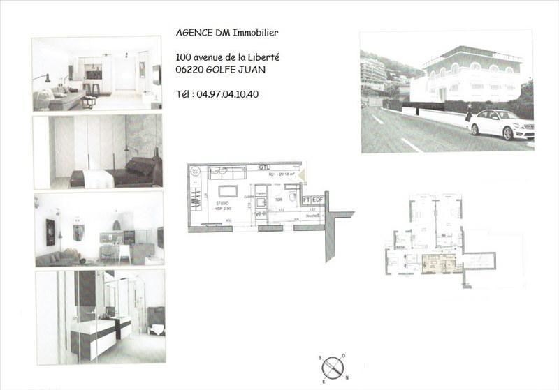 Investimento apartamento Nice 135000€ - Fotografia 1