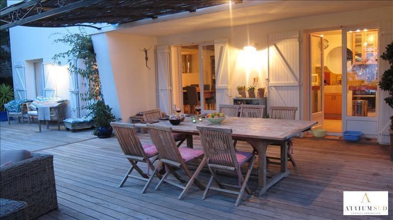 Deluxe sale house / villa St raphael 890000€ - Picture 8