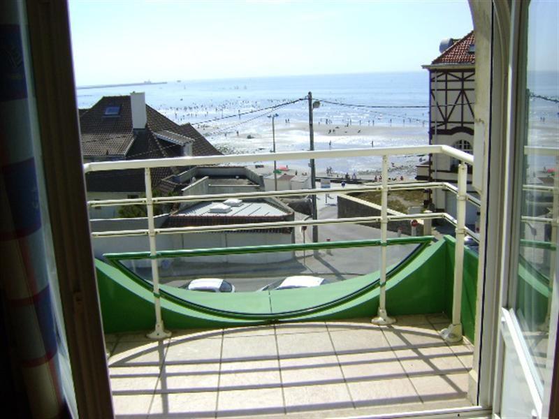 Vacation rental apartment Wimereux 400€ - Picture 1