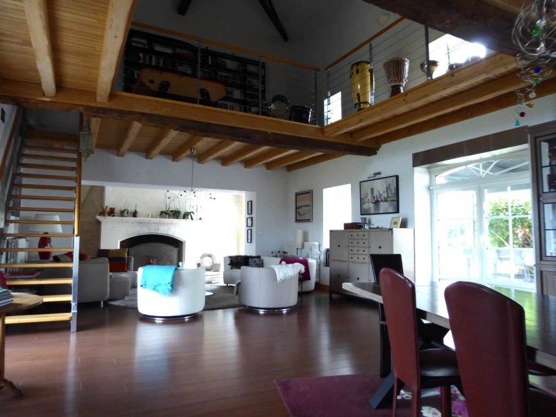 Deluxe sale house / villa Saint-laurent-de-cognac 695 000€ - Picture 15