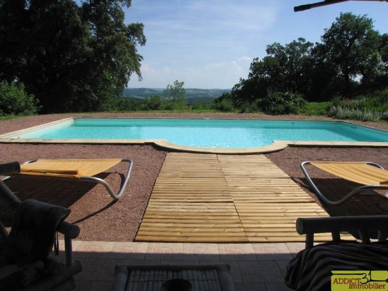 Vente maison / villa Secteur giroussens 402800€ - Photo 2