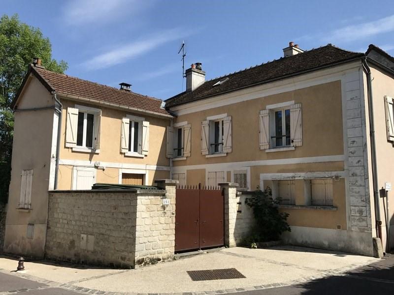 Revenda casa Villennes sur seine 650000€ - Fotografia 1