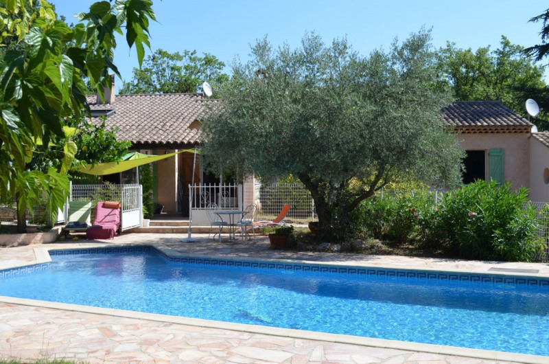Deluxe sale house / villa Lorgues 687750€ - Picture 2