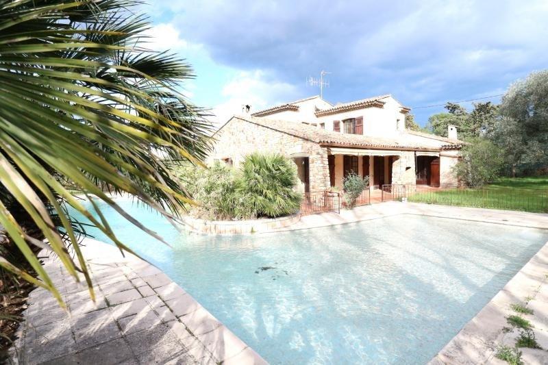 Престижная продажа дом Roquebrune sur argens 589000€ - Фото 1