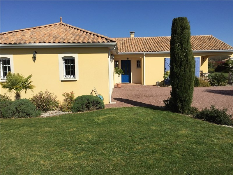 Vente maison / villa Liguge 399900€ - Photo 2