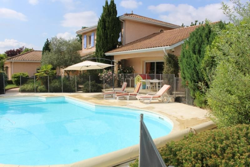 Vente de prestige maison / villa Villette d anthon 622000€ - Photo 1