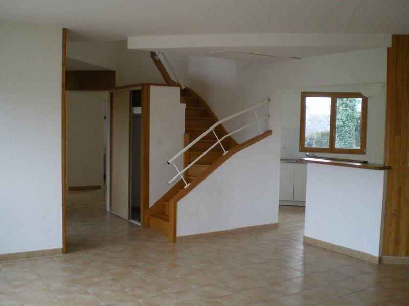 Locação casa Canisy 750€ CC - Fotografia 5