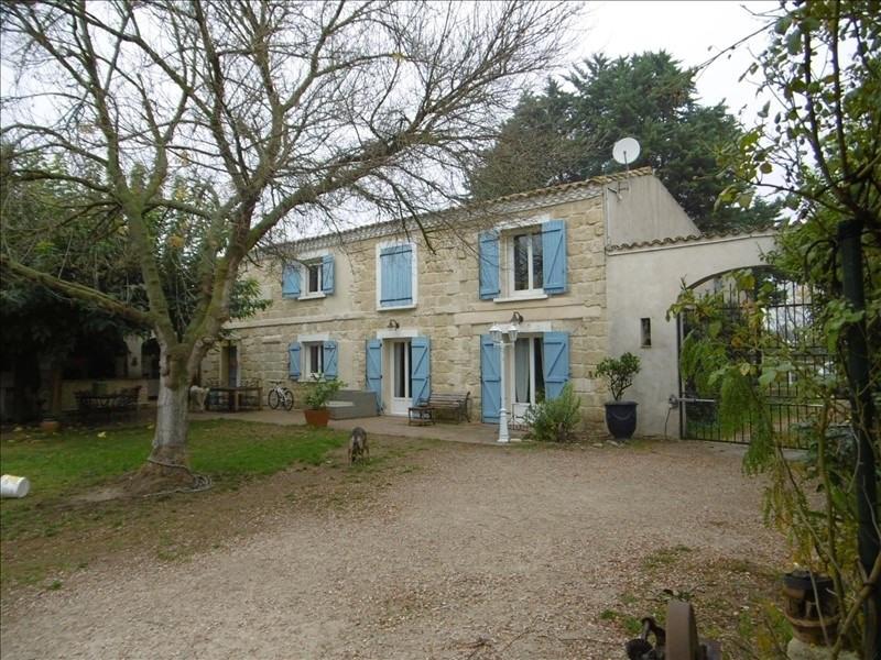 Vente de prestige maison / villa Vestric et candiac 930000€ - Photo 1