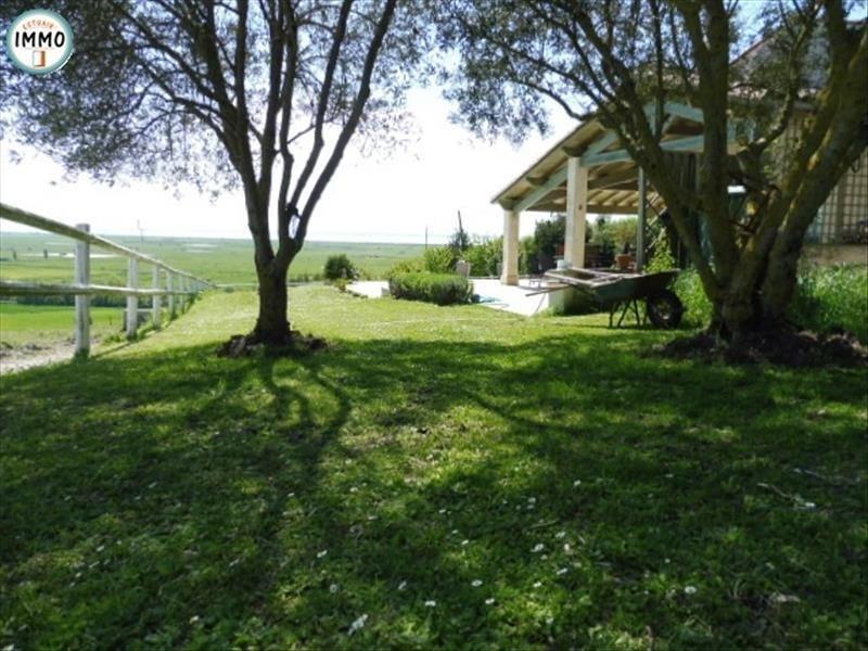 Vente maison / villa St dizant du gua 527500€ - Photo 6