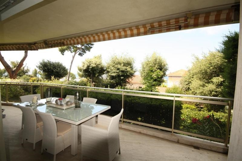 Location vacances appartement Cap d antibes  - Photo 1