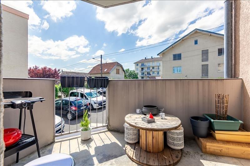 Sale apartment Besancon 123500€ - Picture 7