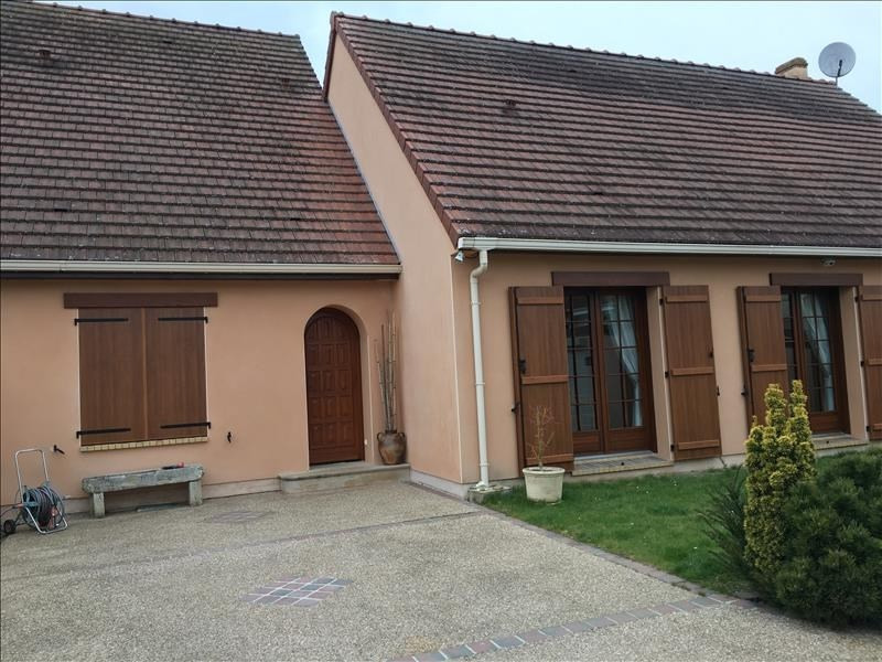 Vente maison / villa Proche sens 395000€ - Photo 2