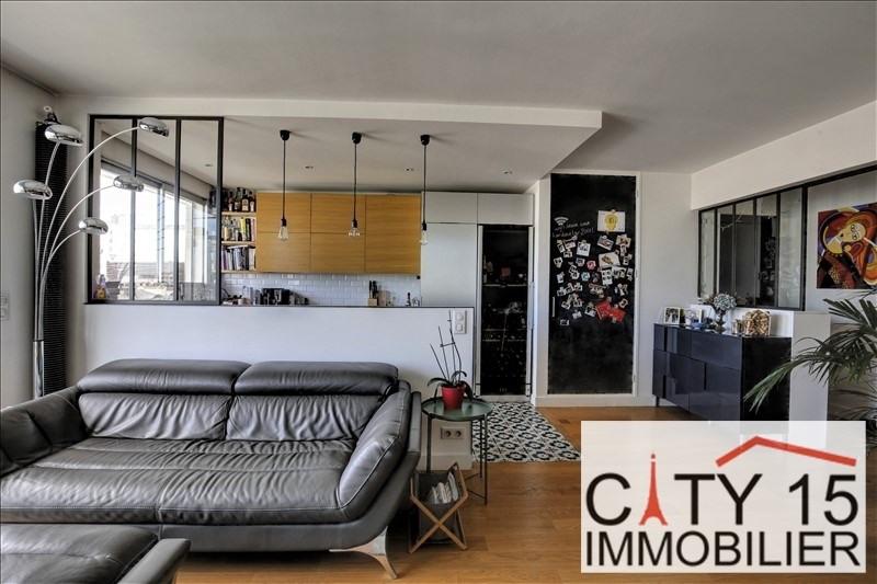 Vendita appartamento Paris 15ème 735000€ - Fotografia 1