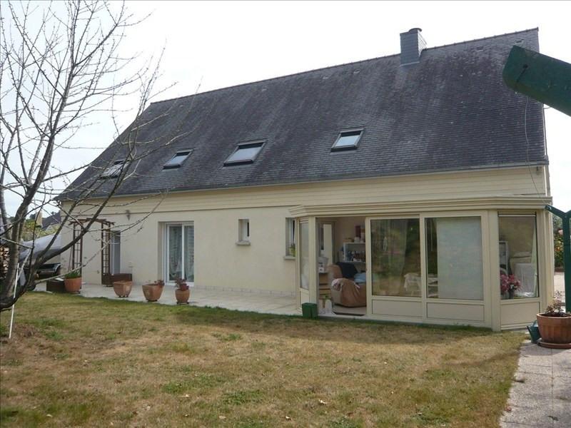 Sale house / villa Pluvigner 312000€ - Picture 2
