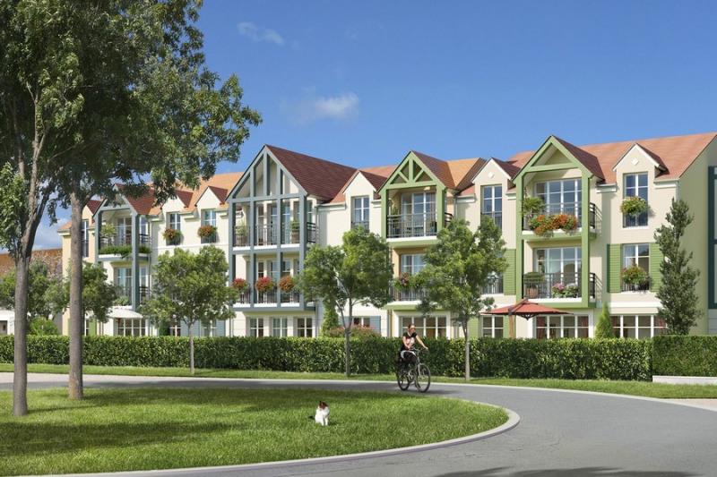 achat appartement 3 pi ces franconville appartement neuf f3 t3 3 pi ces 54 46m 210000. Black Bedroom Furniture Sets. Home Design Ideas