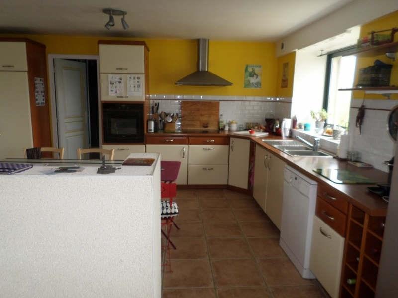 Vente maison / villa Lussac les chateaux 315000€ - Photo 5