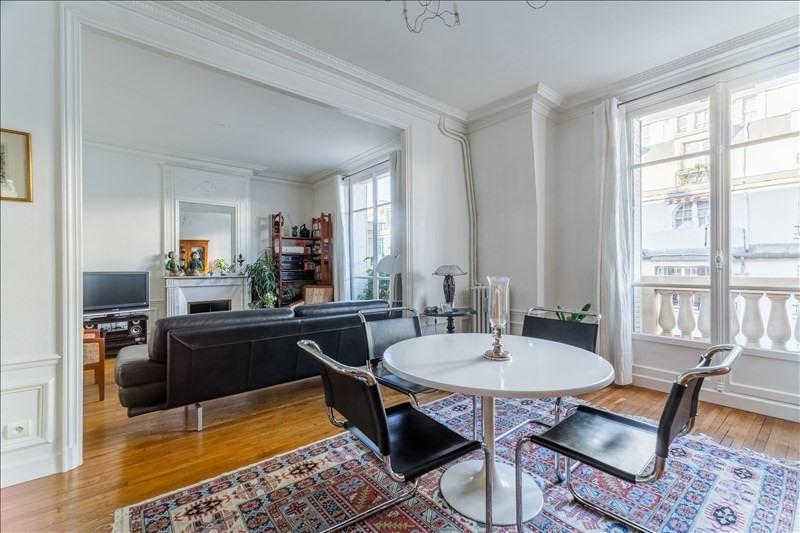 Revenda residencial de prestígio apartamento Paris 15ème 1346800€ - Fotografia 2