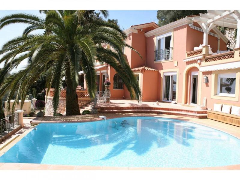 Vente de prestige maison / villa Villefranche sur mer 3750000€ - Photo 1