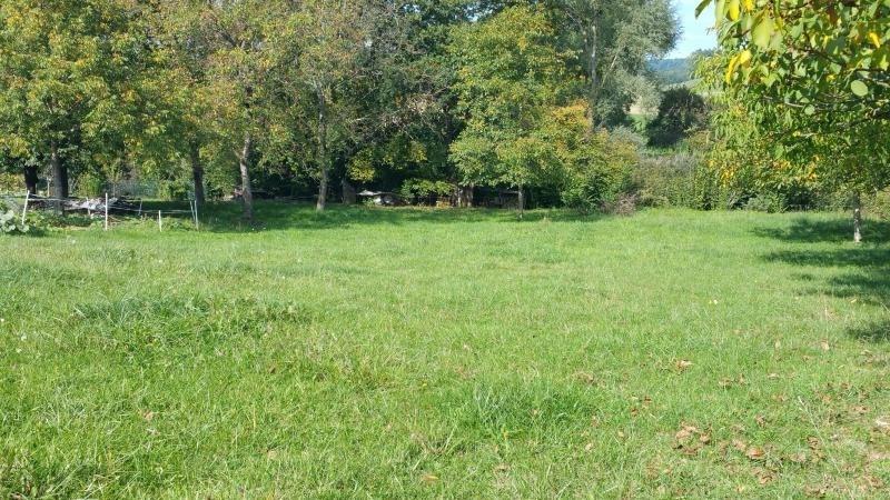 Venta  terreno Hauteville sur fier 159000€ - Fotografía 1
